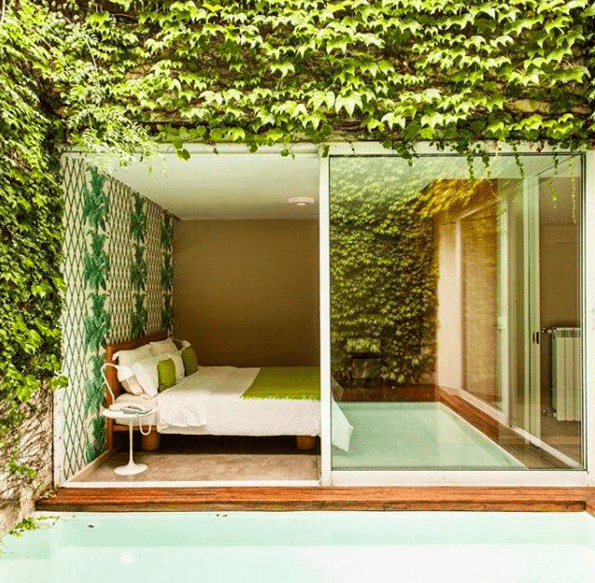Home Hotel, buenos Aires.