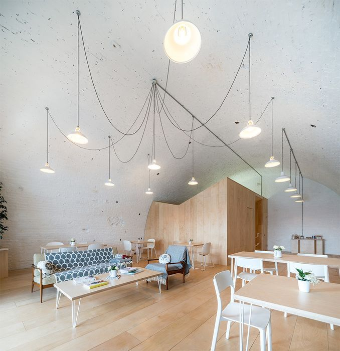 Archive Homestore and Kitchen (Ramsgate, UK), Restaurant or Bar in a retail space Haptic Architects